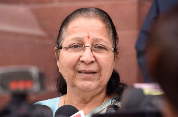 Sumitra Mahajan prepares to leave the Lok Sabha, says they will miss her