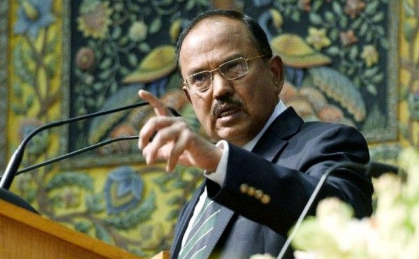 Ajit Doval National Security Advisor For Second Term Next Five Years