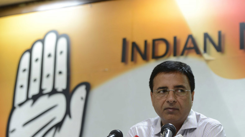 Congress spokesperson R S Surjewala says party will not claim Leader of Opposition position