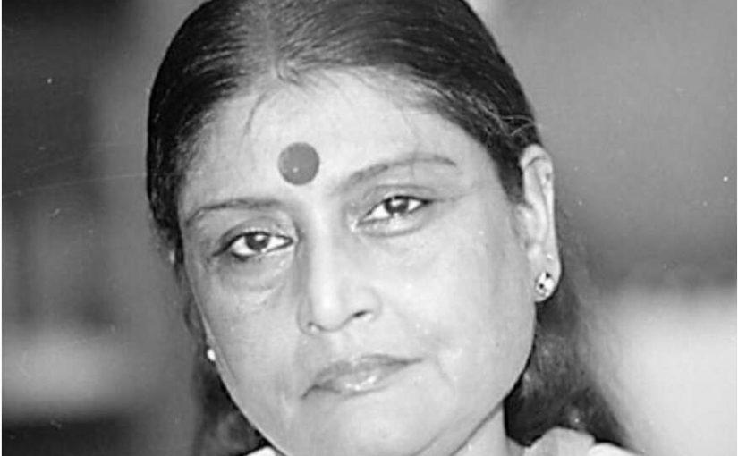 Ruma Guha Thakurta of Namesake, Bollywood Actress Dies At 84