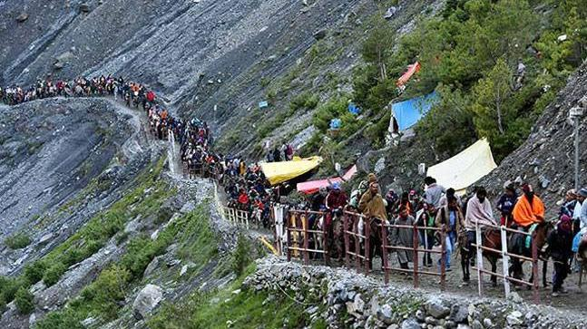 Amarnath Yatra To Start Major Meeting To Be held To Check State Security