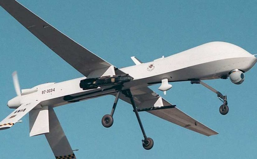 Armed Drones Will Be Provided To India, A Missile Defence By United States