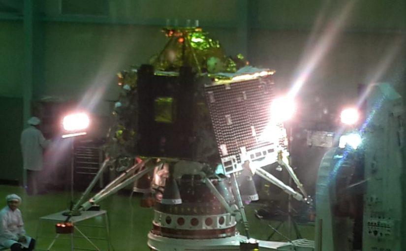 चंद्रयान-2, 15 जुलाई को लॉन्च होने वाला है