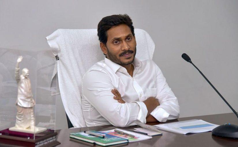 Jagan Reddy attacks Chandrababu Naidu through legal notices and demolitions