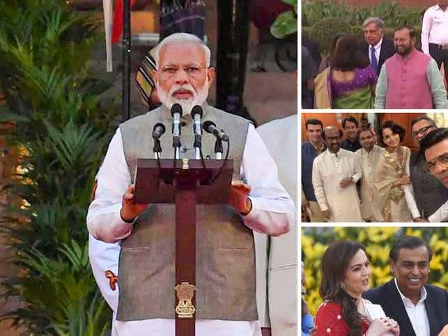 Narendra Modi Becomes 16th PM Of India