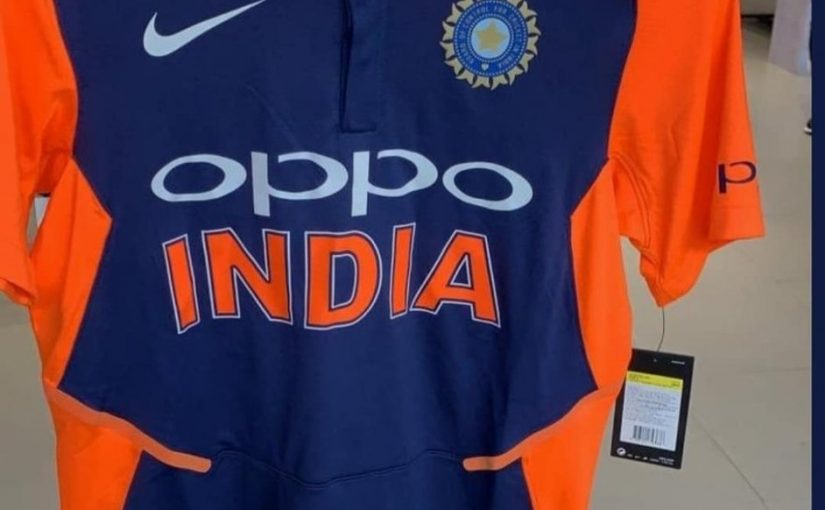 Orange Jersey for Indian Team ridiculously termed as Saffornisation