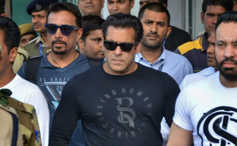 Salman Khan Once Again Into Trouble As Assault Allegation Taken To Court RR Khan