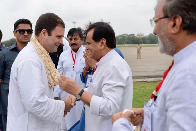 Rahul Gandhi Blames BJP For The Karnataka Political Crisis
