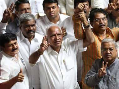 Karnataka CM For Fourth Time BS Yediyurappa After Congress JD(s) Fail Floor Test