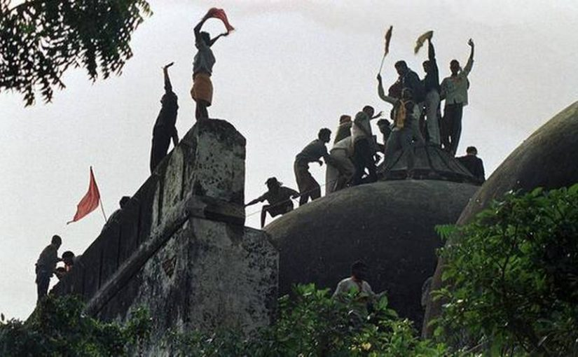 Supreme Court Orders To End Babri Masjid Instance In 9 Months
