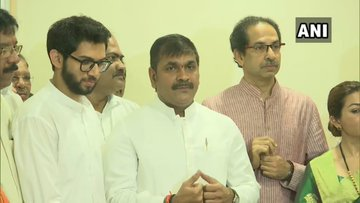 NCP Leaders Sachin Ahir And Chhagan Bhujbal To Join Shiv Sena
