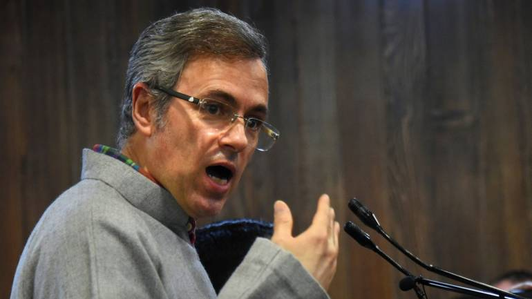 Omar Abdullah fears that BJP might win Tral seat