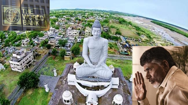 World Bank Denies Funding Amravati Sustainable Capital City Development Project