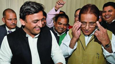 Azam Khan defended for his sexist remarks