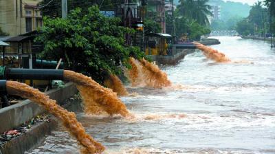 Brahmaputra Flood Situation dismal in Assam