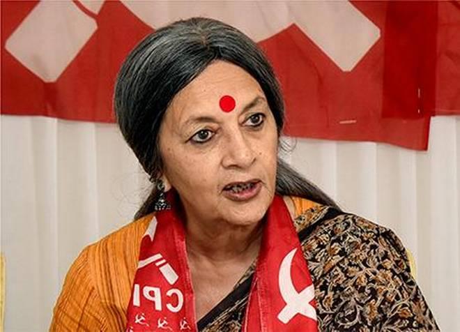 Brinda Karat asks Amit Shah to curb communal content on YouTube