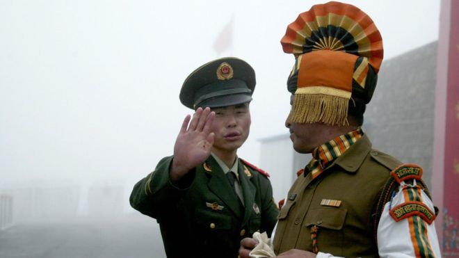 Peace And Tranquillity Agreed By Both Countries At India-China Border