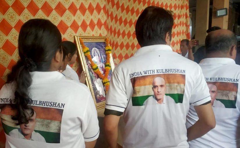 UN Verdict On Navy Officer Kulbhushan Jadav Death Sentence Should Be Suspended