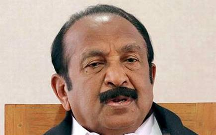 Vaiko sparks off yet another language debate