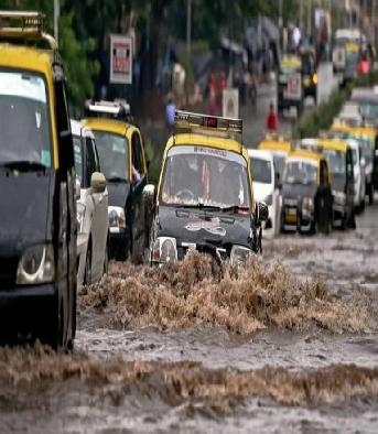 Mumbai Monsoon 2019: Rains 550 mm In 48 Hours