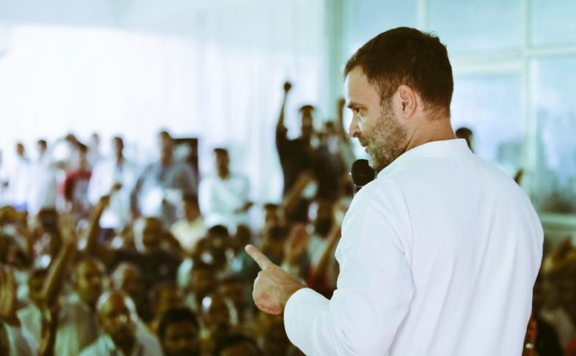 Rahul Gandhi visits Amethi for the first time after his defeat