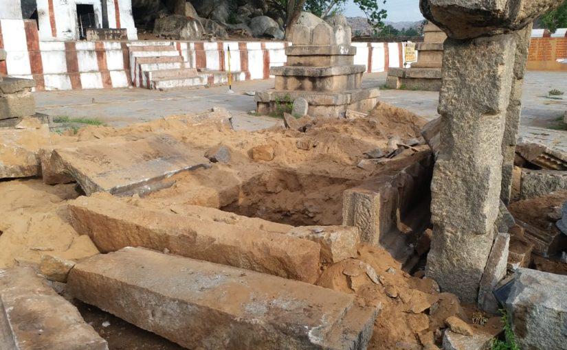 Tejasvi Surya speaks up on endangered Hindu heritage sites