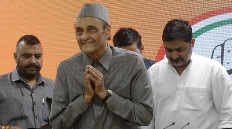 Karan Singh First State' Governor Did Not Agree To Blanket Condemnation Of Kashmir Move