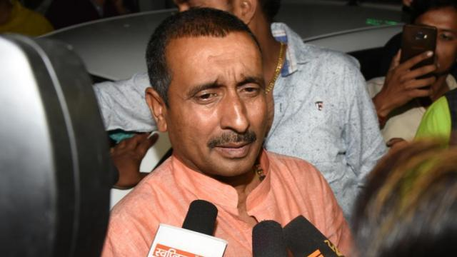 Kuldeep Sengar expelled from the BJP