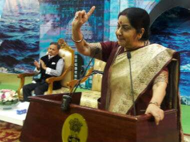 Sushma Swaraj: Her Dedication To BJP Party Remarkable Till Retirement