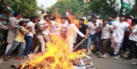 Vokkaliga Sanghas To Protest On Arrest Of Congressman D R Shivakumar