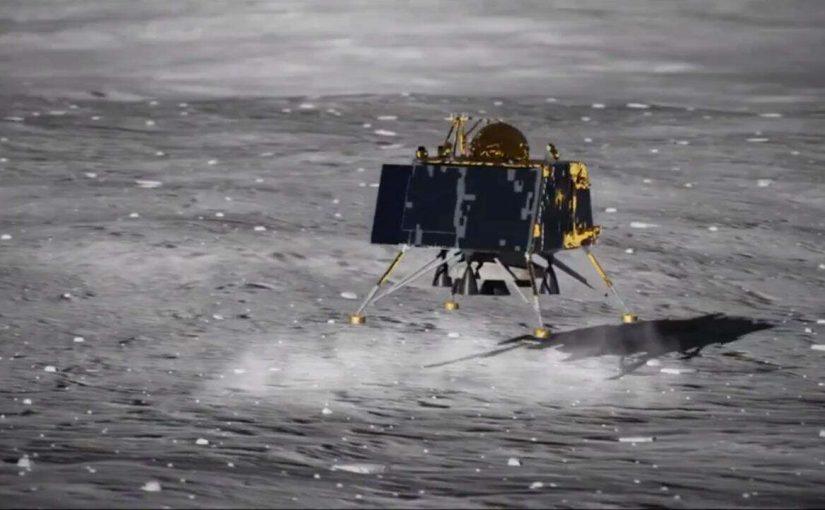 Nasa Orbiter To Flyby Vikram Lander On 17th September
