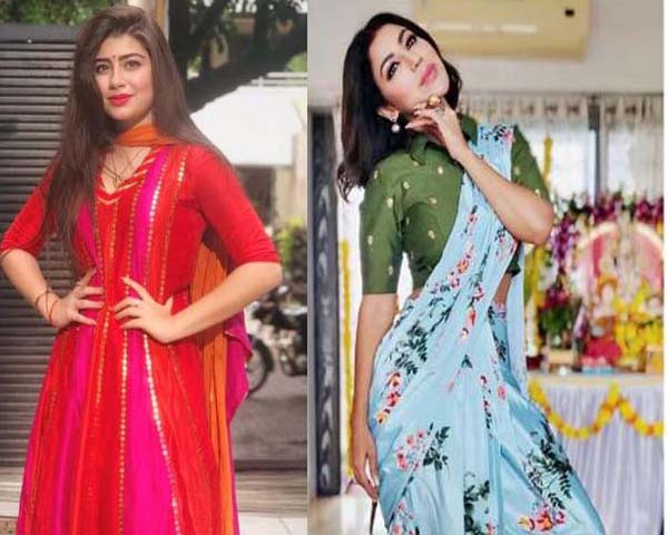 TV Actress Slayed With Beautiful Outfits On Ganesh Chaturthi 2019