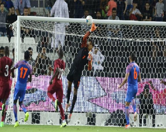 Fifa World Cup 2022: Indian Football Team Draws Qatar In Qualifying Football Match
