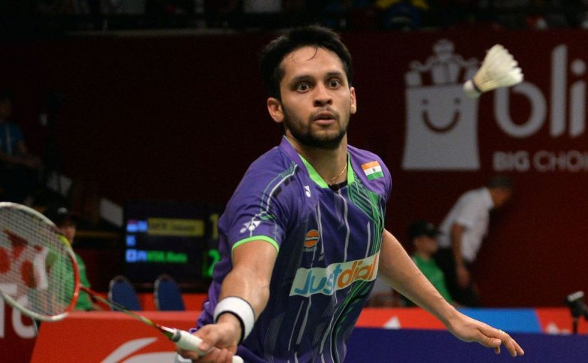 Badminton Korea Open Parupali Kashyap To Play Against Kento Momota