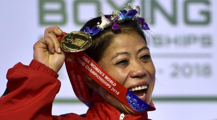 First Women Athlete Mary Kom Nominated For Padma Vibhushan