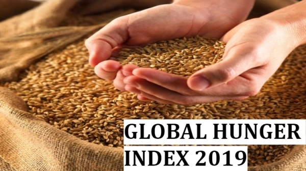 India Ranks 102 In Global Hunger Index 2019