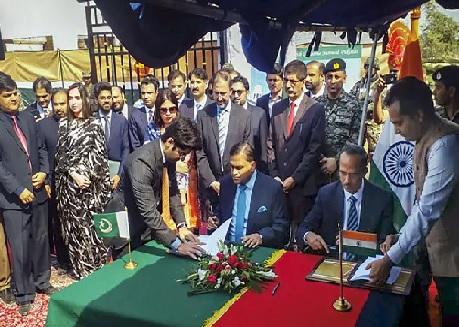 Kartarpur Corridor Have 80 Immigration Counter For Fast Movement To Gurdwara Darbar Sahib