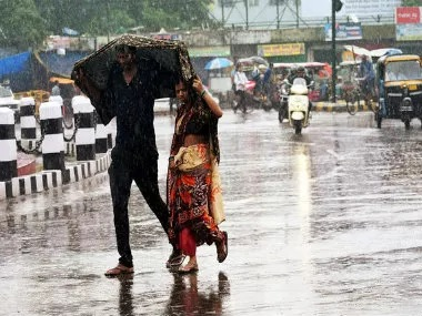 IMD Alerts Heavy Rainfall On Thursday In Different Parts Of India Depression At Arabian Sea