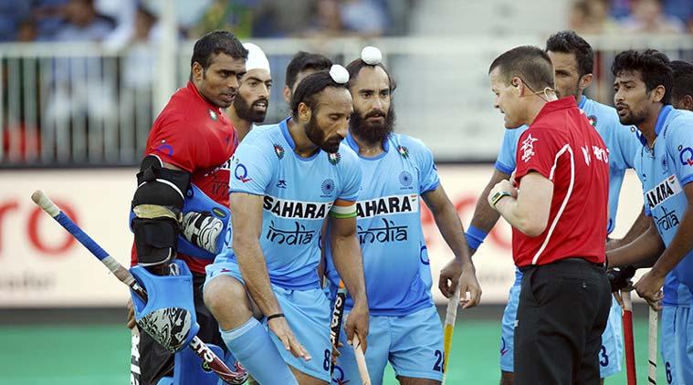 Hockey Team Of India Beats Belgium In Finals Antwerp