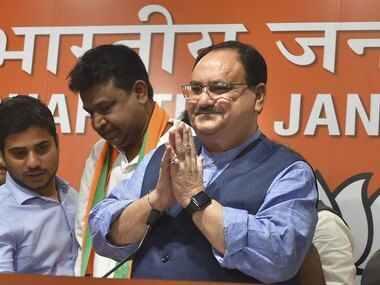 BJP Releases Manifesto For Maharashtra Assembly Poll