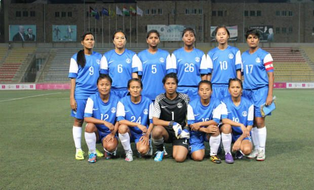 Image result for indian woman football team
