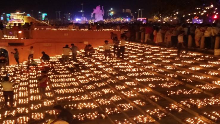 Ayodhya celebrates Ram's homecoming with Deepotsav