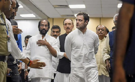 Rahul Gandhi Once Again Under Defaming Allegations