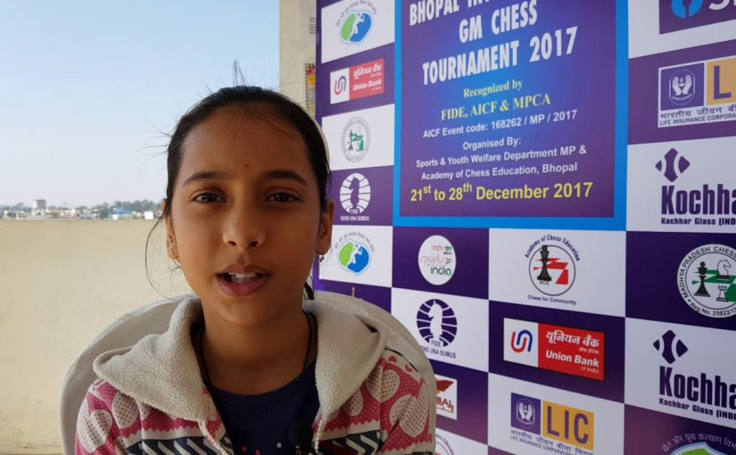 World Youth Chess Championship U-14 Divya Deshmukh And Sreeshwan Leads