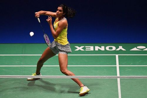 PV SIndhu To Play In Badminton French Open 2019
