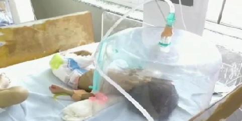 A Mother Finds New Born Girl Child Buried Three Feet Under Ground In Bareilly Uttar Pradesh