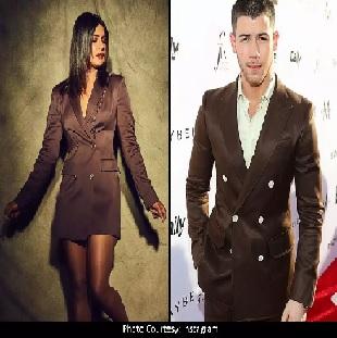 Nick Jonas Wardrobe Inspires Priyanka Chopra As Discovered In Fashion World