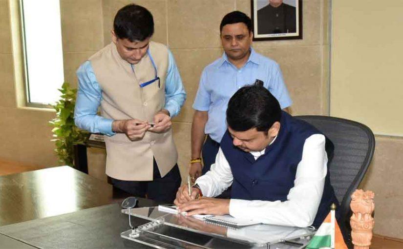 Maharashtra Farmer Aids: Devendra Fadnavis Joins As CM Sanctions 5380 Crore