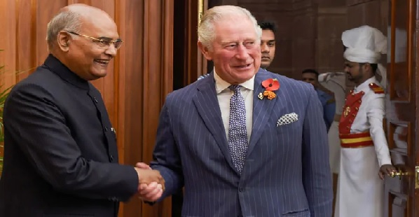 Prince Charles Visits India To Strengthen British-India Ties