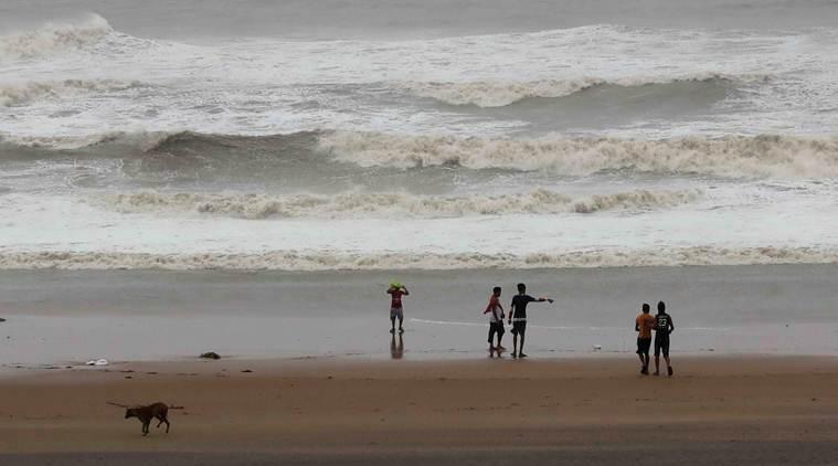 Arabean Sea Hits Cyclone Once Again With Bulbul